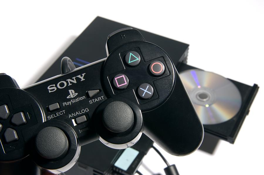 Equipment Photograph - Video Game Console by Johnny Greig