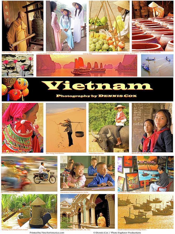 Vietnam Poster Photograph