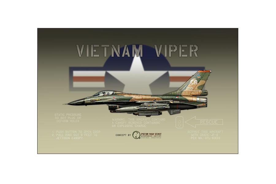 Vietnam Viper by Peter Van Stigt