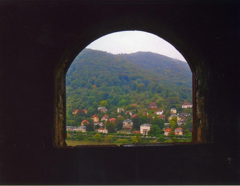 Germany Photograph - View From A Wall by Kristina Scott