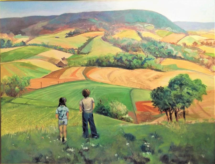 View From Childhood by Beverly Klucher