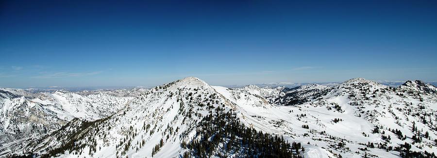 View From Hidden Peak Photograph