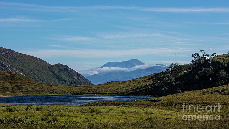 View Of Ben Nevis Photograph
