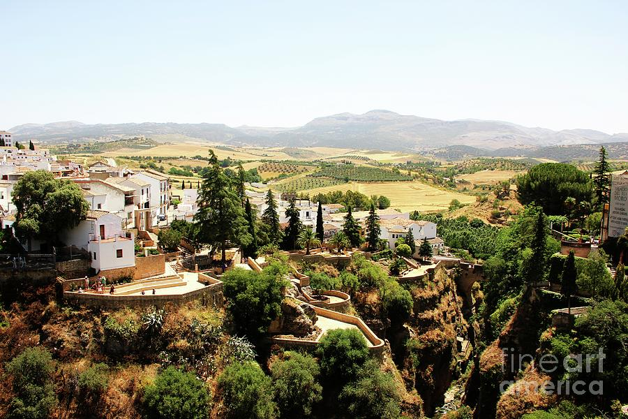 View of Ronda  by Jackie Mestrom