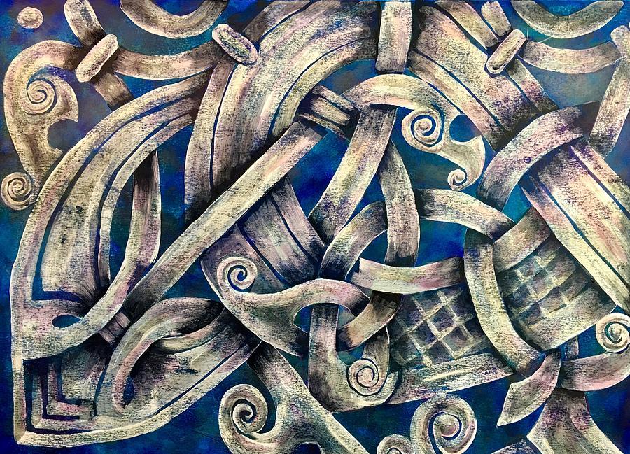 Viking Abstract