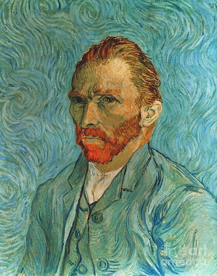 19th Century Photograph - Vincent Van Gogh (1853-1890) by Granger