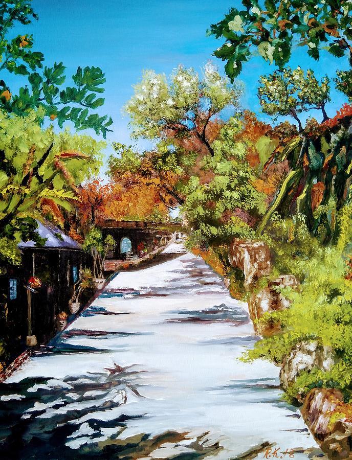 Vineyard by Ray Khalife