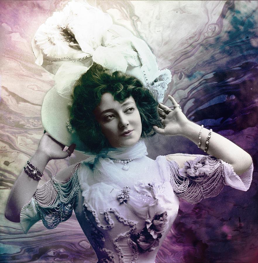 Vintage 1900 Fashion by Robert G Kernodle