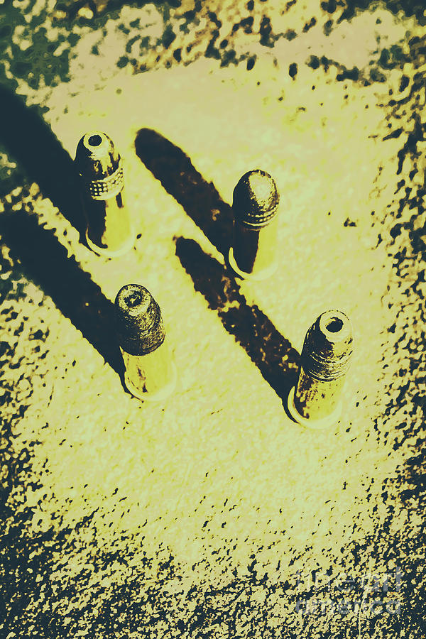 Vintage Army Scene Photograph by Jorgo Photography - Wall Art Gallery