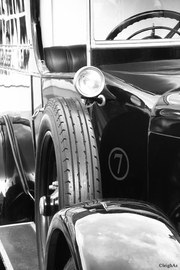 Classic Photograph - Vintage Classic by Leigh Smith