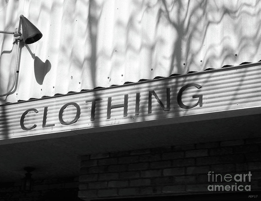 Clothing Digital Art - Vintage Clothing by Phil Perkins