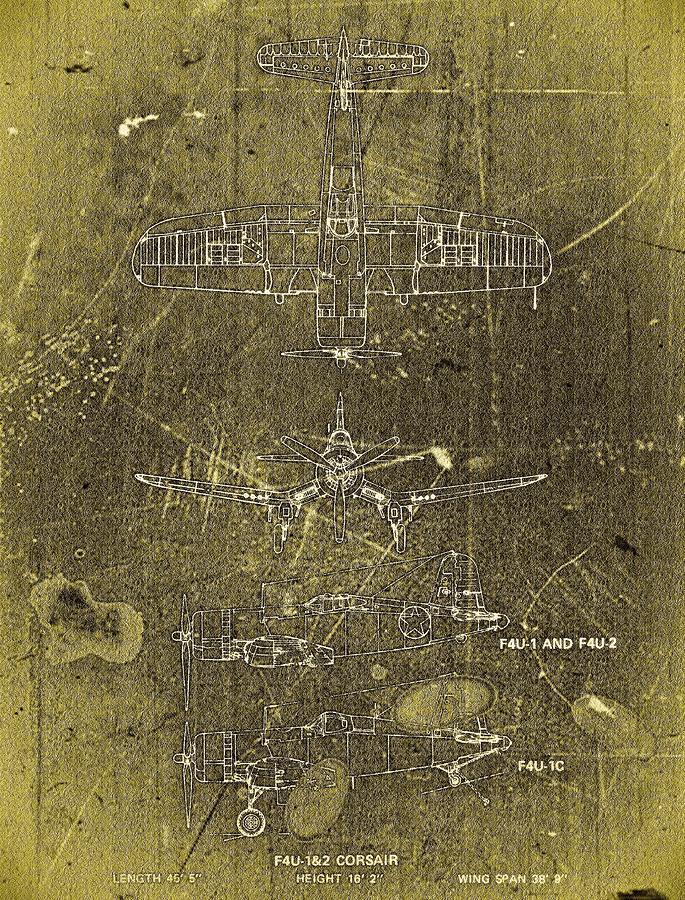Vintage Corsair by Joseph Hawkins