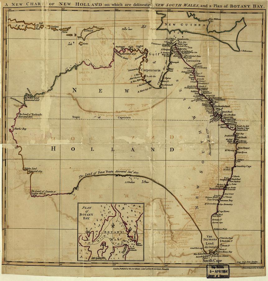 Australia Map 1700.Map Of Australia 1700 Kameroperafestival
