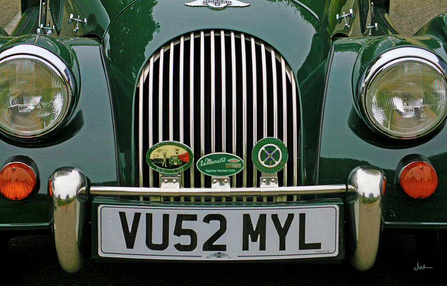 Vintage Morgan by AVE GUEVARA