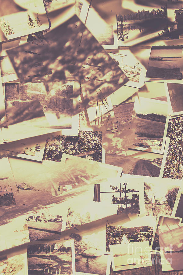 Abstract Photograph - Vintage Photo Design Abstract Background by Jorgo Photography - Wall Art Gallery