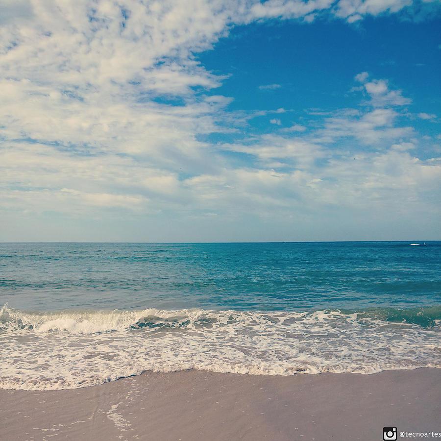 Shore Photograph - Vintage shore by Miguel Angel