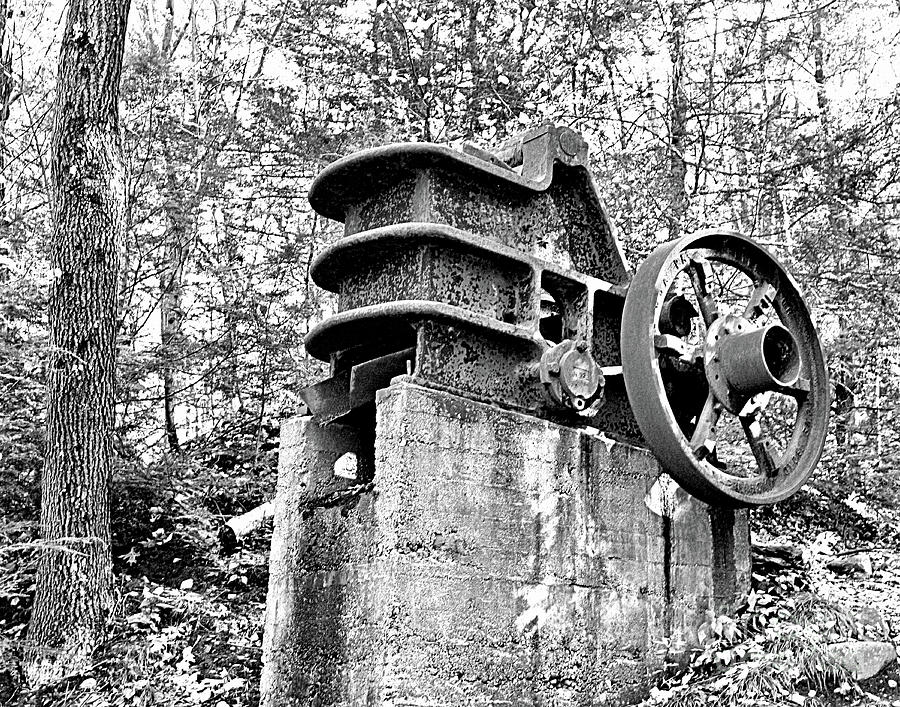 Vintage Stone Crusher Circa 1928  by Smilin Eyes  Treasures