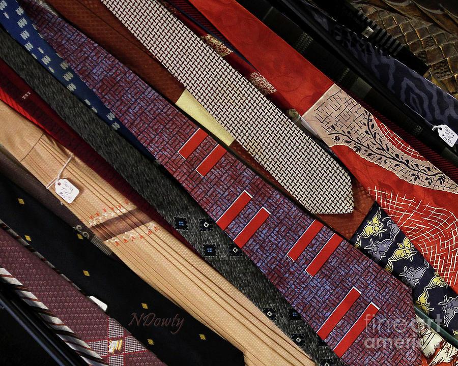 Vintage Ties by Natalie Dowty