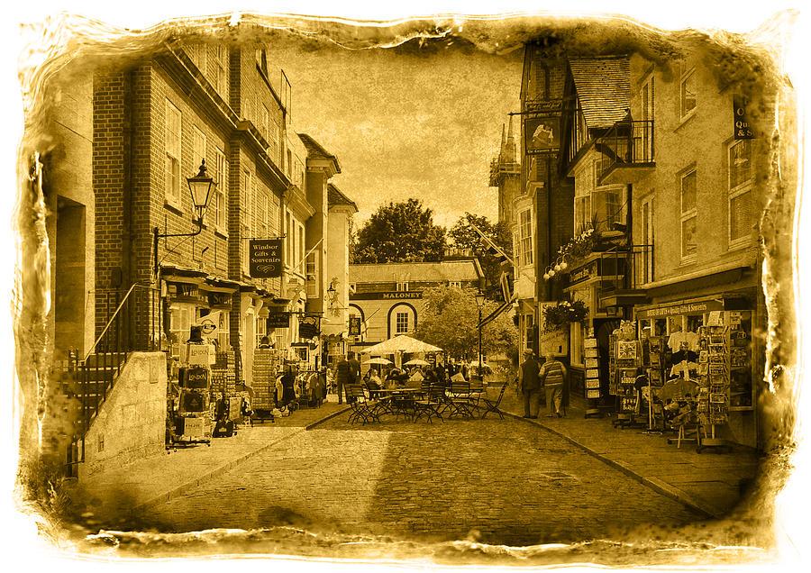 Vintage Photograph - Vintage01 by Svetlana Sewell