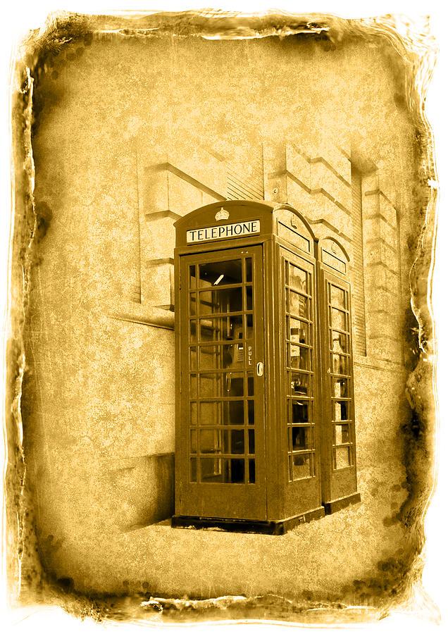Vintage Photograph - Vintage07 by Svetlana Sewell