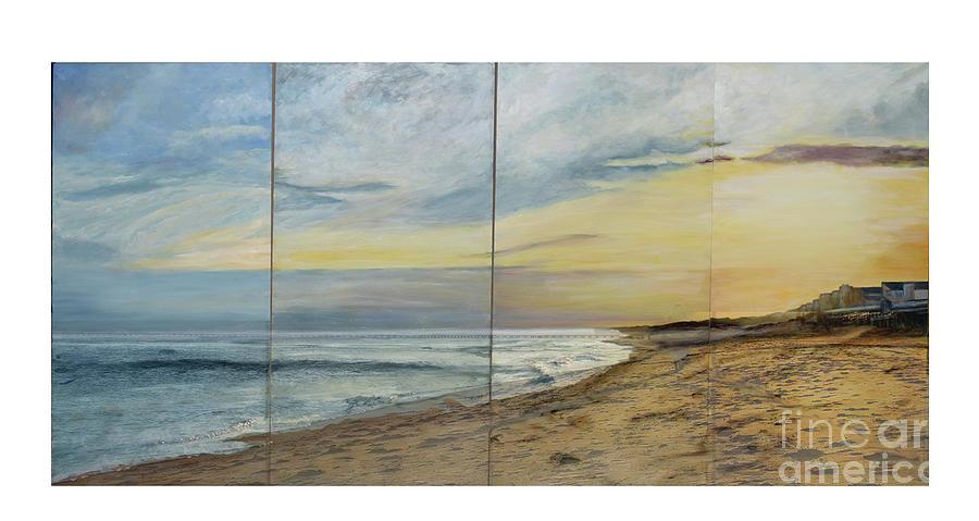 Virginia Beach Bayside by Sandra Nardone