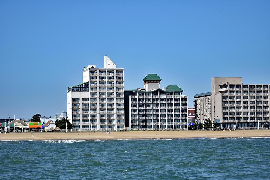 Virginia Beach Resorts by Joseph F Safin