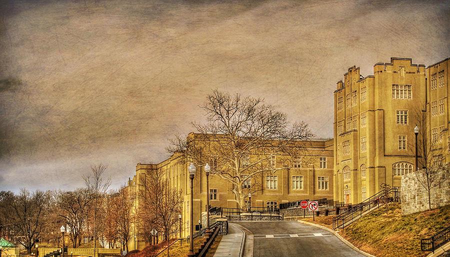 Virginia Military Institute Photograph - Virginia Military Institute by Todd Hostetter
