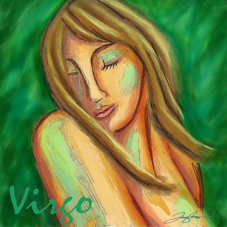 Virgo by Tony Franza