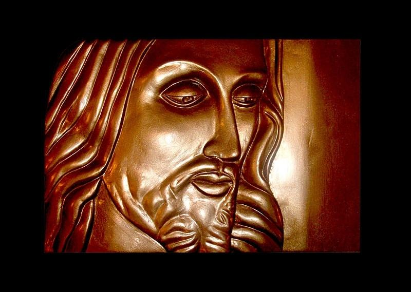 Jesus Relief - Virtue by A Yasini
