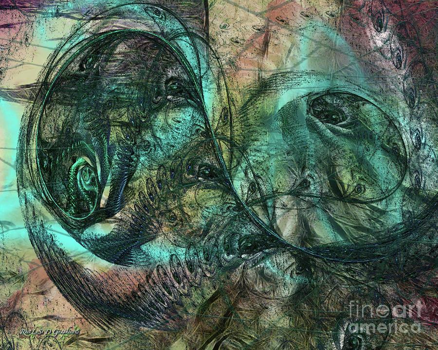 Virulent Germination by Rhonda Strickland