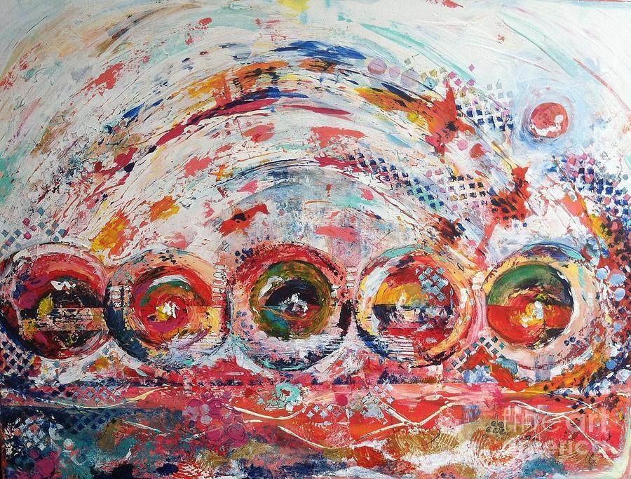 Visceral Voices by Jacqui Hawk