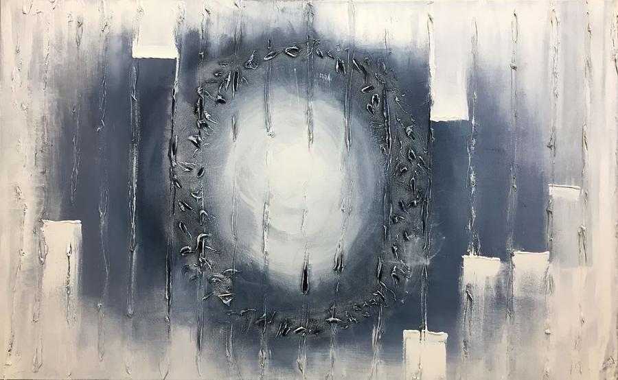 Circle Painting - Vision by Rami Besancon