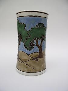 Vistas Ceramic Art by Sarah Gutierrez
