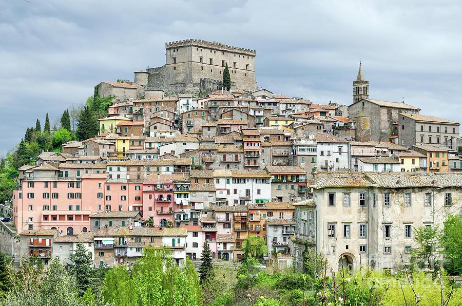 Agency Photograph - Viterbo - Soriano Nel Cimino - Lazio - Italy Travel by Luca Lorenzelli