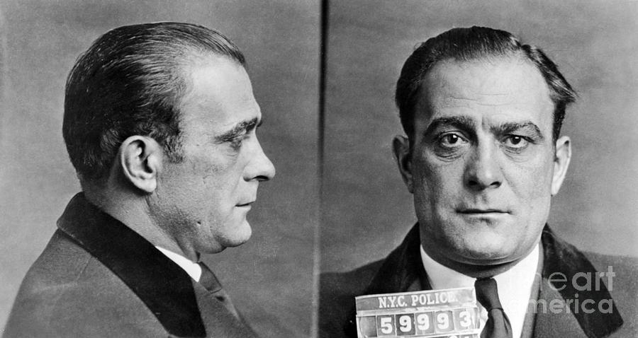 1934 Photograph - Vito Genovese (1897-1969) by Granger