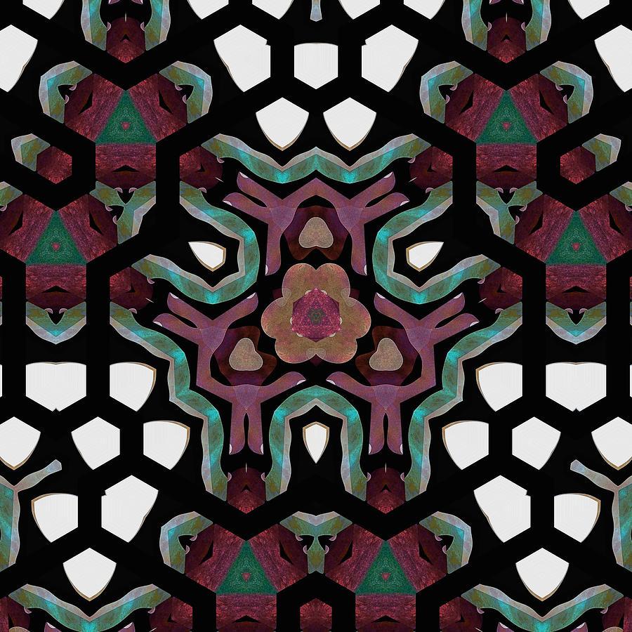 Vitralfeeling Digital Art by Mel Cheriegate