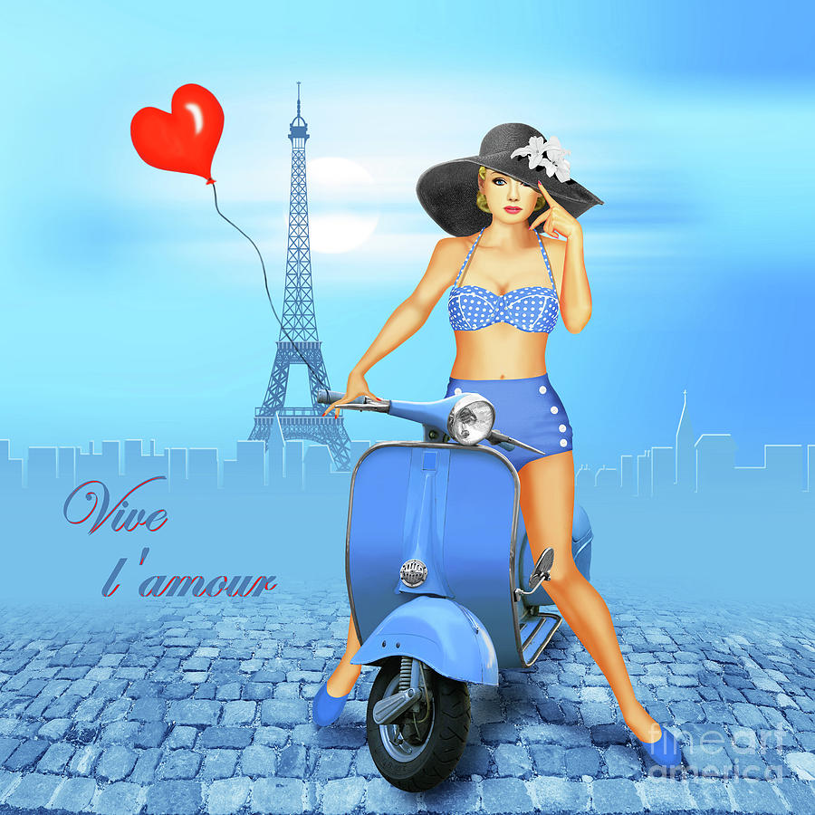 Vive l'amour by Monika Juengling