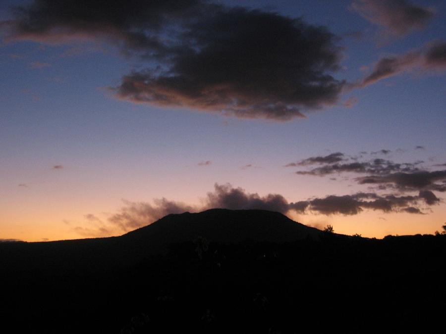 Volcano Photograph - Volcan Santiago by Karla Cecilia Rodriguez