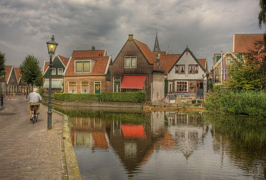 Volendam Photograph by Ran Mayo