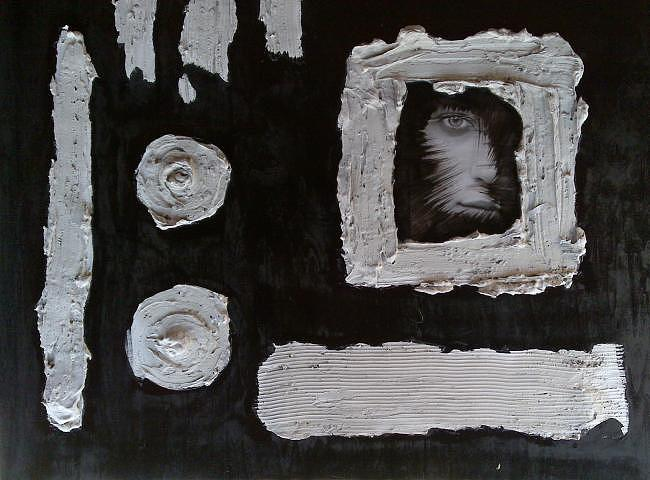 Vorrei Evadere Painting by Rosa Dascola Aloi