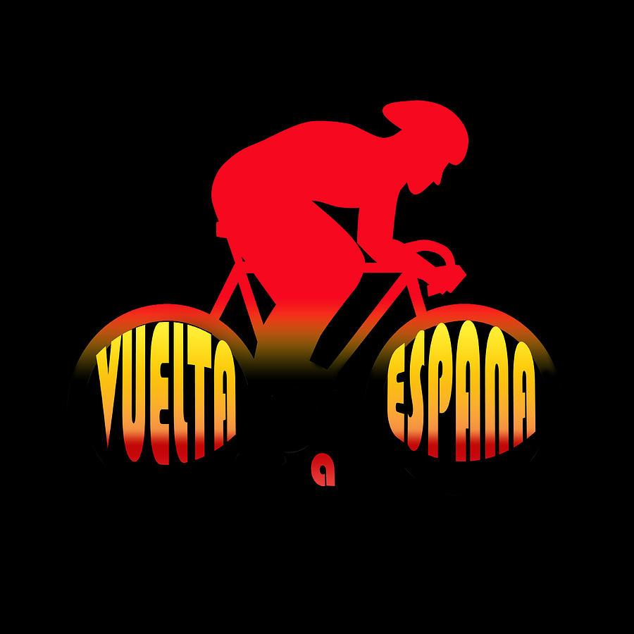 Vuelta A Espana Photograph - Vuelta A Espana by Andrew Fare