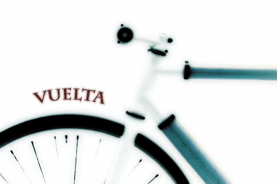 Vuelta Mixed Media - Vuelta by Frank Tschakert