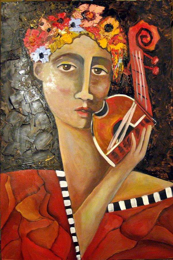 Vueltas Da La Vida Painting by Niki Sands