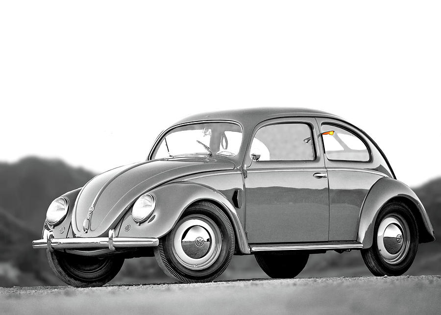 Vw Photograph - Vw 66 by Miguel Lopez