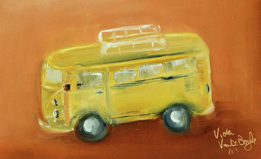 VW Bus by Vicki VanDeBerghe
