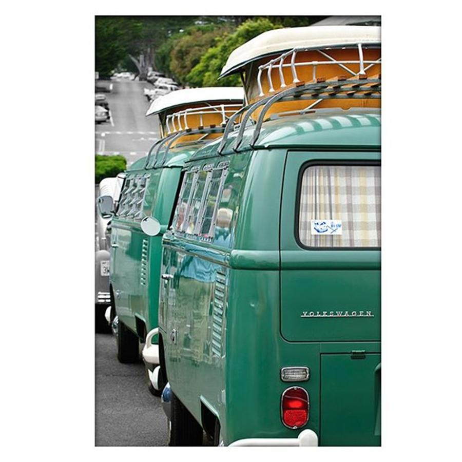 Vw Photograph - Vw Buses #carphotographer #vw #vwbus by Jill Reger