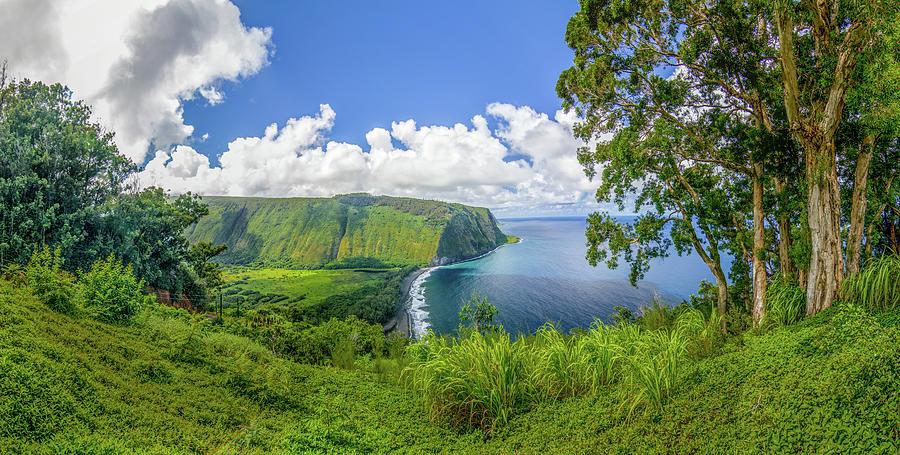 Hawaii Photograph - Waipio Valley by Creigh Photography