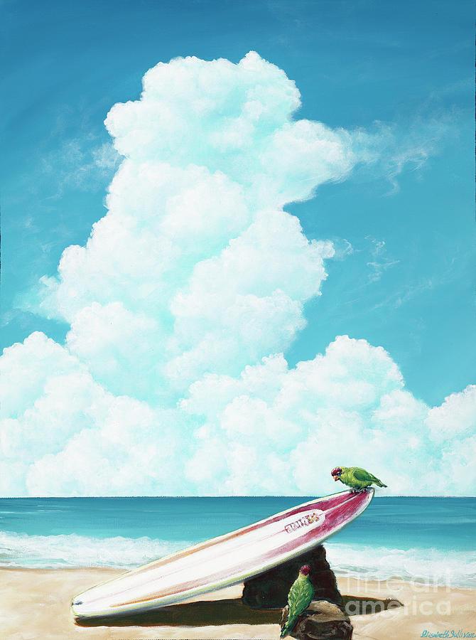 Waiting for Surf by Elisabeth Sullivan