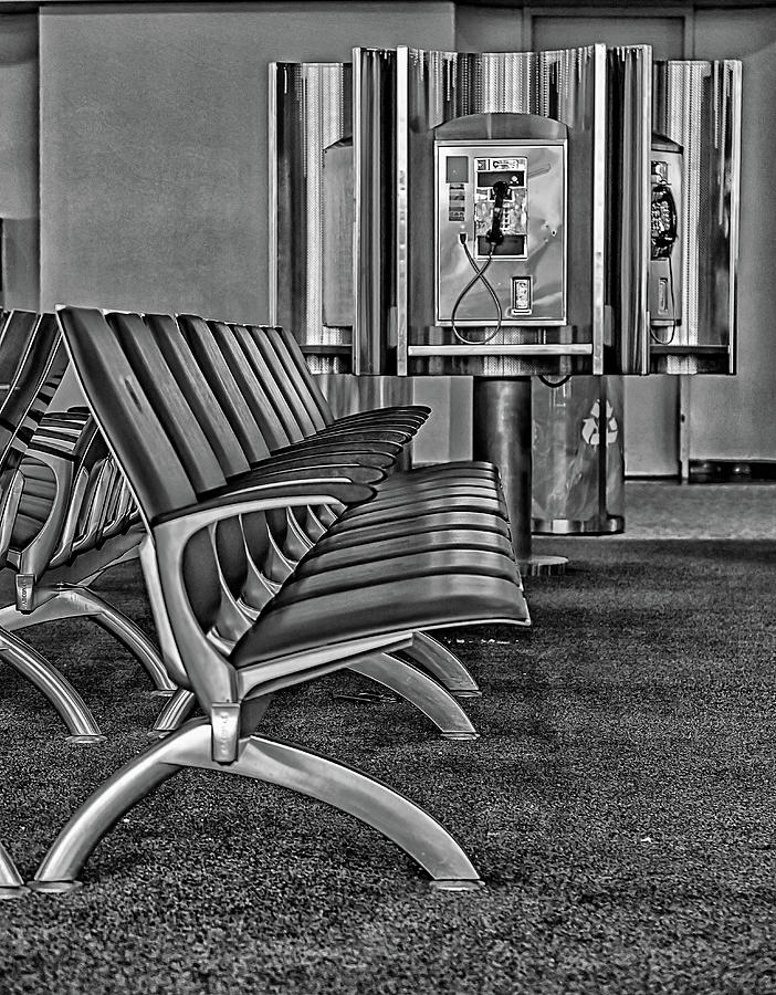 Waiting Photograph by Gary Brown