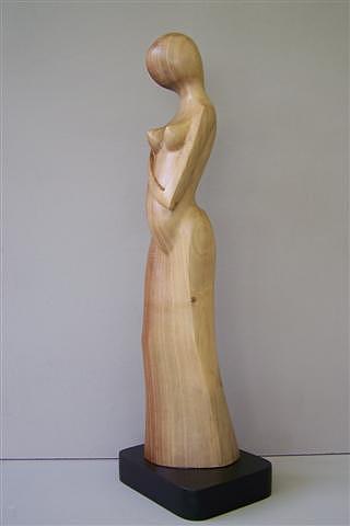 Waiting Sculpture by Norbert Bauwens